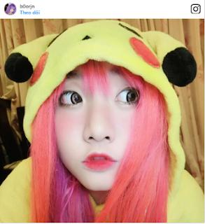 Gái xinh facebook Trần Ngọc Cát Phương