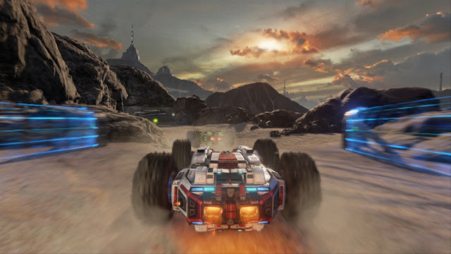 Grip PC Game Download Photo