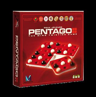 Pentago Zeka Oyunu