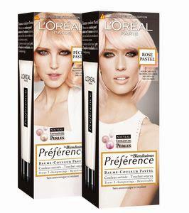 Original Beauty Awards 2014 - Catégorie Cheveux Coloration L'Oréal