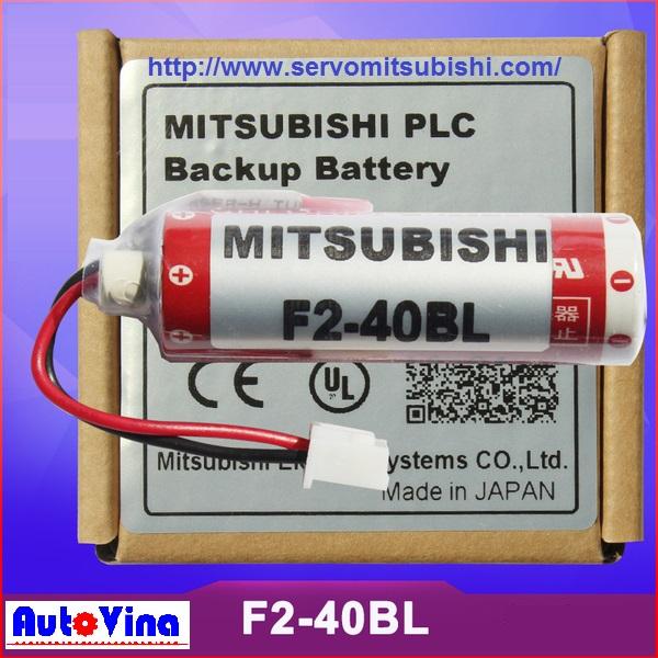 Đại lý bán pin - battery nuôi nguồn bộ nhớ F2-40BL ER6C 3.6V dùng cho PLC Mitsubishi FX3U