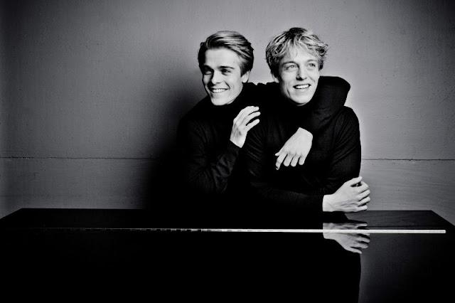 Lucas & Arthur Jussen (Photo Marco Borggreve)
