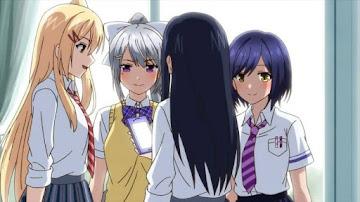 100-man no Inochi no Ue ni Ore wa Tatteiru Season 2 Episode 1