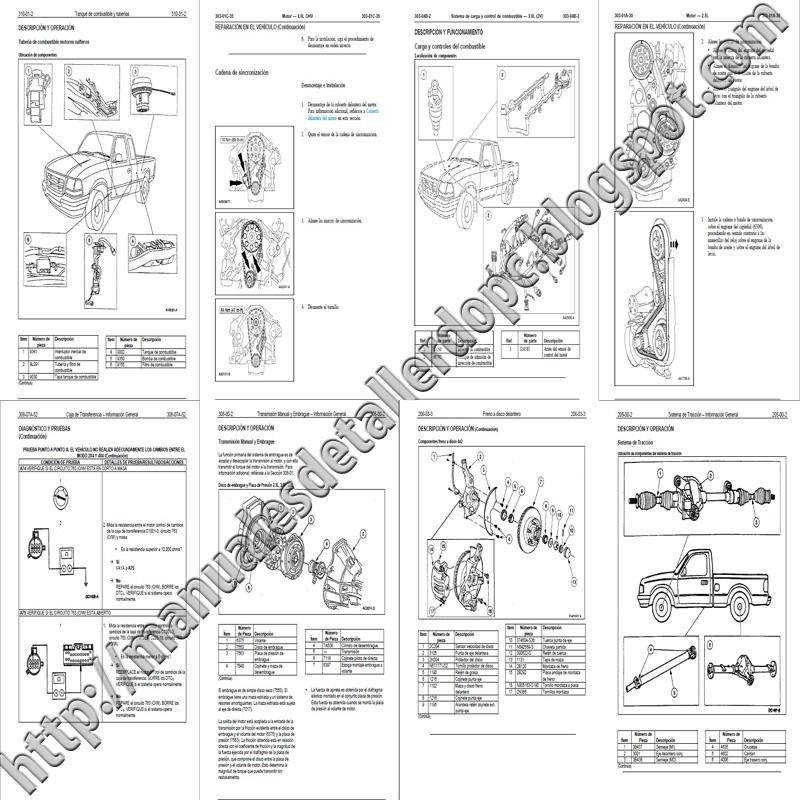 chevy uplander motor diagrama de cableado auto electrical wiringmanuales de taller do pc manual de taller ford ranger