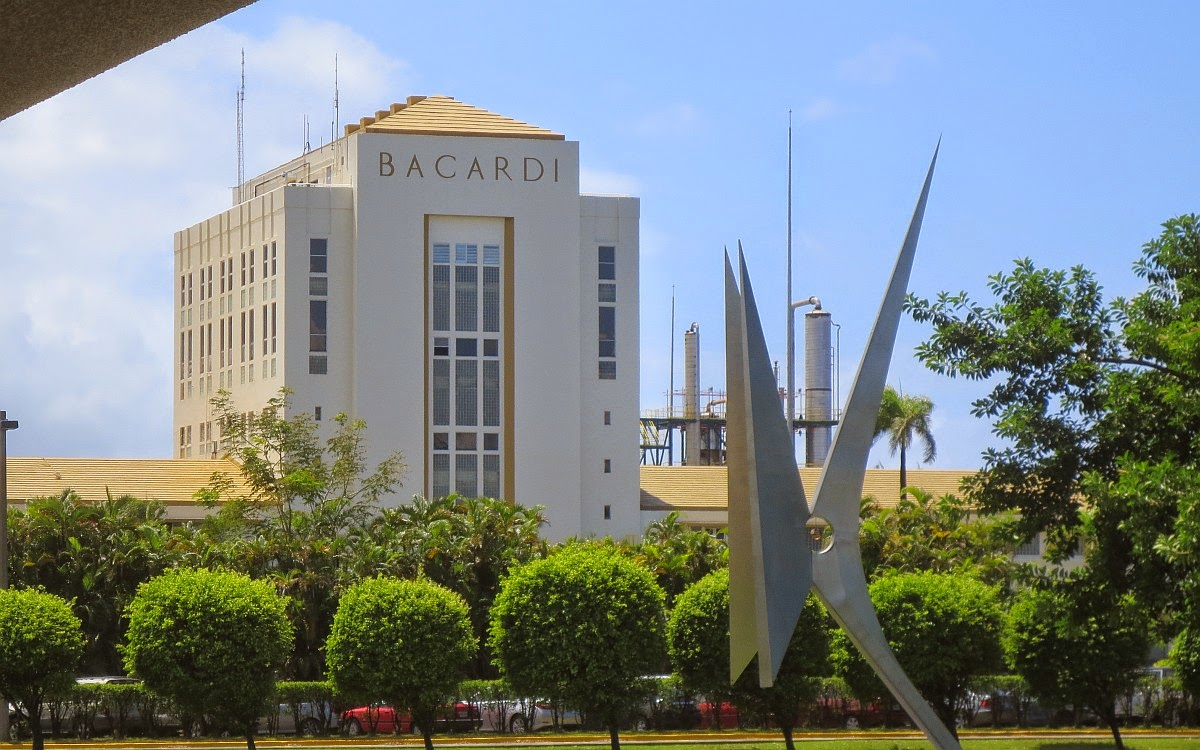 Bacardi - San Juan, Puerto Rico