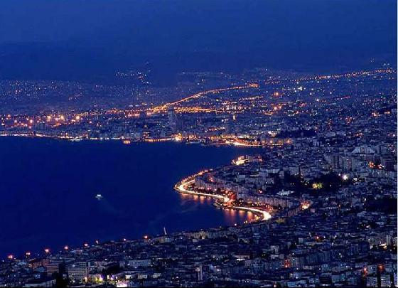 Esmirna ou Izmir, Cidade Histórica Turca