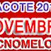 Pacote Tecnomelody 2018 - Mês Novembro