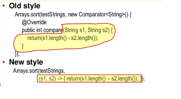 ArrayList Custom and Reversed Order Sorting in Java? Comparator Example