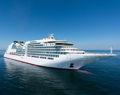 Seabourn Cruises - New Seabourn Encore