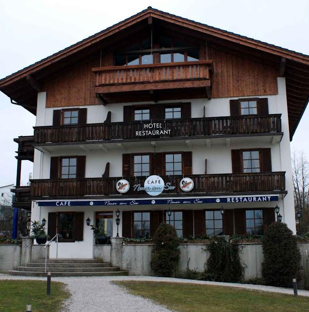 Hotel Neuer am See in Prien am Chiemsee © Copyright Monika Fuchs, TravelWorldOnline