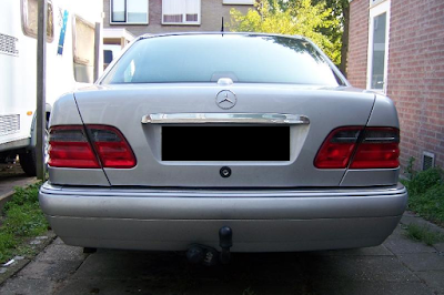 Eksterior Mercedes-Benz W210 Facelift