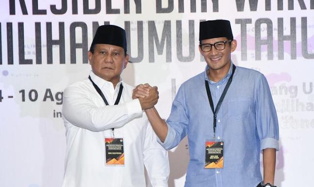 Mirip Texas, Mampukah Prabowo-Sandi Menguasai Jawa Tengah?