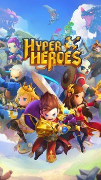 Hyper Heroes: Marble-Like RPG APK v1.0.6.75327 Latest Version 2018 Gratis