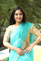 Radhika Mehrotra in Green Saree ~  Exclujsive Celebrities Galleries 011.JPG