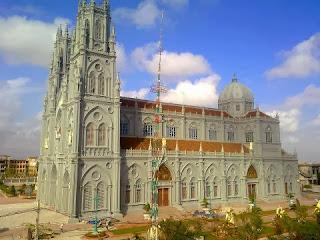 Nhà Thờ Đền Thánh Kiên Lao
