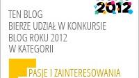 Blog Roku 2012 – gdanskpoludnie.pl w VIII-ej edycji konkursu - Czytaj więcej »
