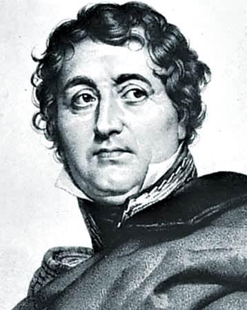 Soult, grabado de P.-L. Grevedon, 1825
