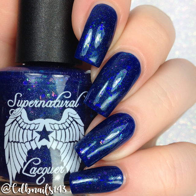 Supernatural Lacquer-Castle of Glass