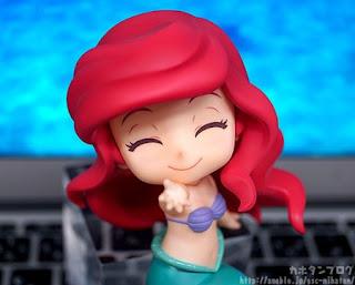 Nendoroid de Ariel de La Sirenita - Good Smile Company