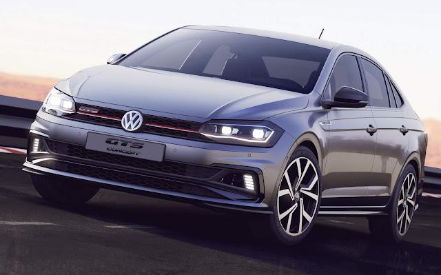VW Virtus 250 TSI GTS 2020