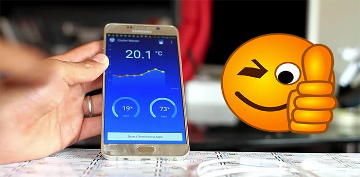 طريقة فعالة من اجل إصلاح مشكلة إرتفاع درجة حرارة الهاتف عند الإستخدام الطويل