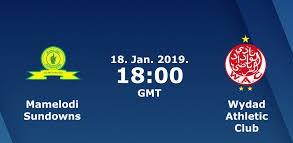 اون لاين مشاهدة مباراة الوداد الرياضي وماميلودي صن داونز بث مباشر 19-1-2019 دوري ابطال افريقيا اليوم بدون تقطيع