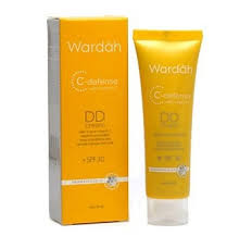 Wardah DD Cream C-Defence SPF 30 20ml Di Femaledaily