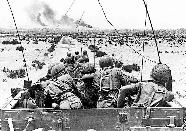 Psalm 83: The Six-Day War