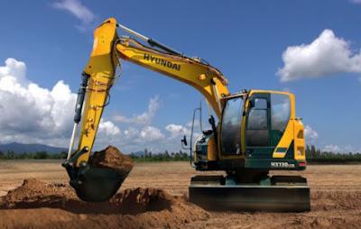 excavator image