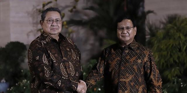 Ditanya Apa Prabowo-SBY Bisa Hadirkan Massa seperti 212, Ferdinand: Suruh Dia Cuci Muka di Kolam Butek