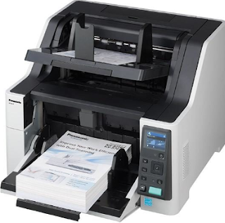 Panasonic Scanner KV-S8147 Driver Download