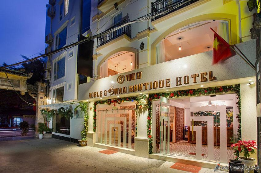 10 Khách sạn Hà Nội 3 sao giá rẻ đẹp gần sân bay, hồ Hoàn Kiếm