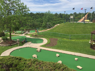 Miniature Golf at Pirate's Cove Original Adventure Golf & Family Fun Center in Wisconsin Dells