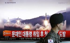Ditadura Comunista da Coreia do Norte lança míssil e países pedem reunião de Conselho de Segurança