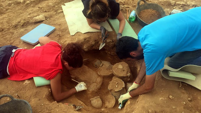 Excavations of the Vilanera necropolis in Spain reveal 17 prehistoric burials