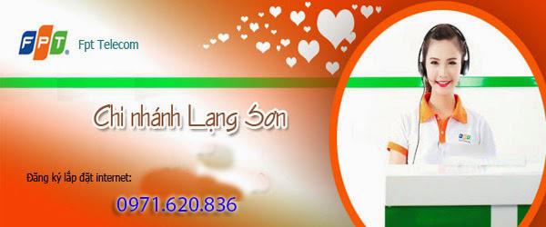 Đăng Ký Lắp Đặt Internet FPT Tại Lạng Sơn