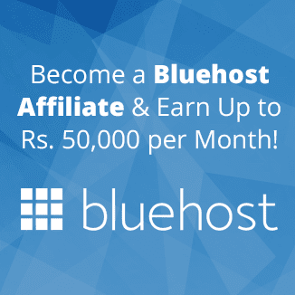 HOW TO JOIN BLUEHOST AFFILIATE PROGRAM TO EARN MONEY