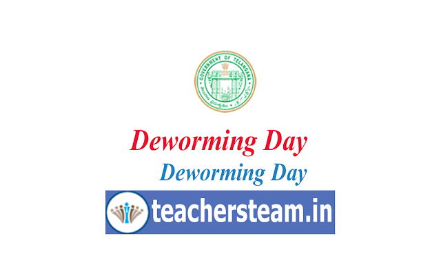 Deworming day