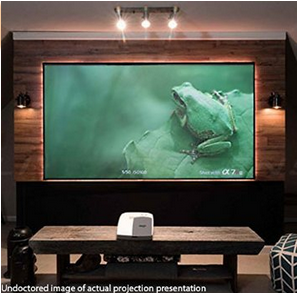 Short Throw Projector Screen