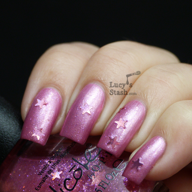 Lucy's Stash - Nicole by OPI She's Lily Something