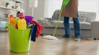 Peluang usaha pembersih rumah dan apartemen