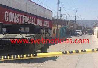 Ejecutan a 5 integrantes de una familia en San Francisco del Rincón Guanajuato