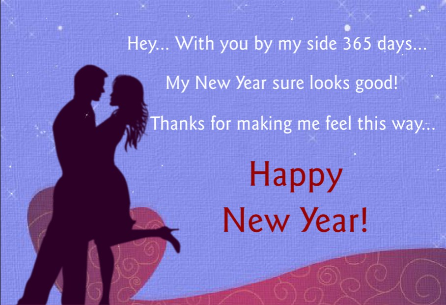 Happy New Year 2019 Quotes Images For BF
