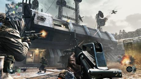 Call Of Duty: Black Ops Gameplay Screenshot PC