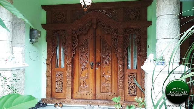 Rumah dalam Perumahan Elite jalan kaliurang Km 7,5