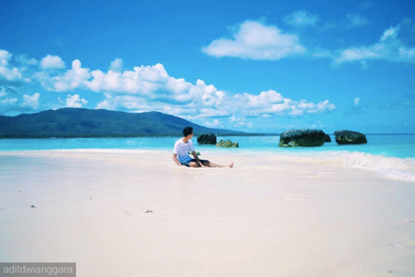 Wisata Pulau Badul Banten