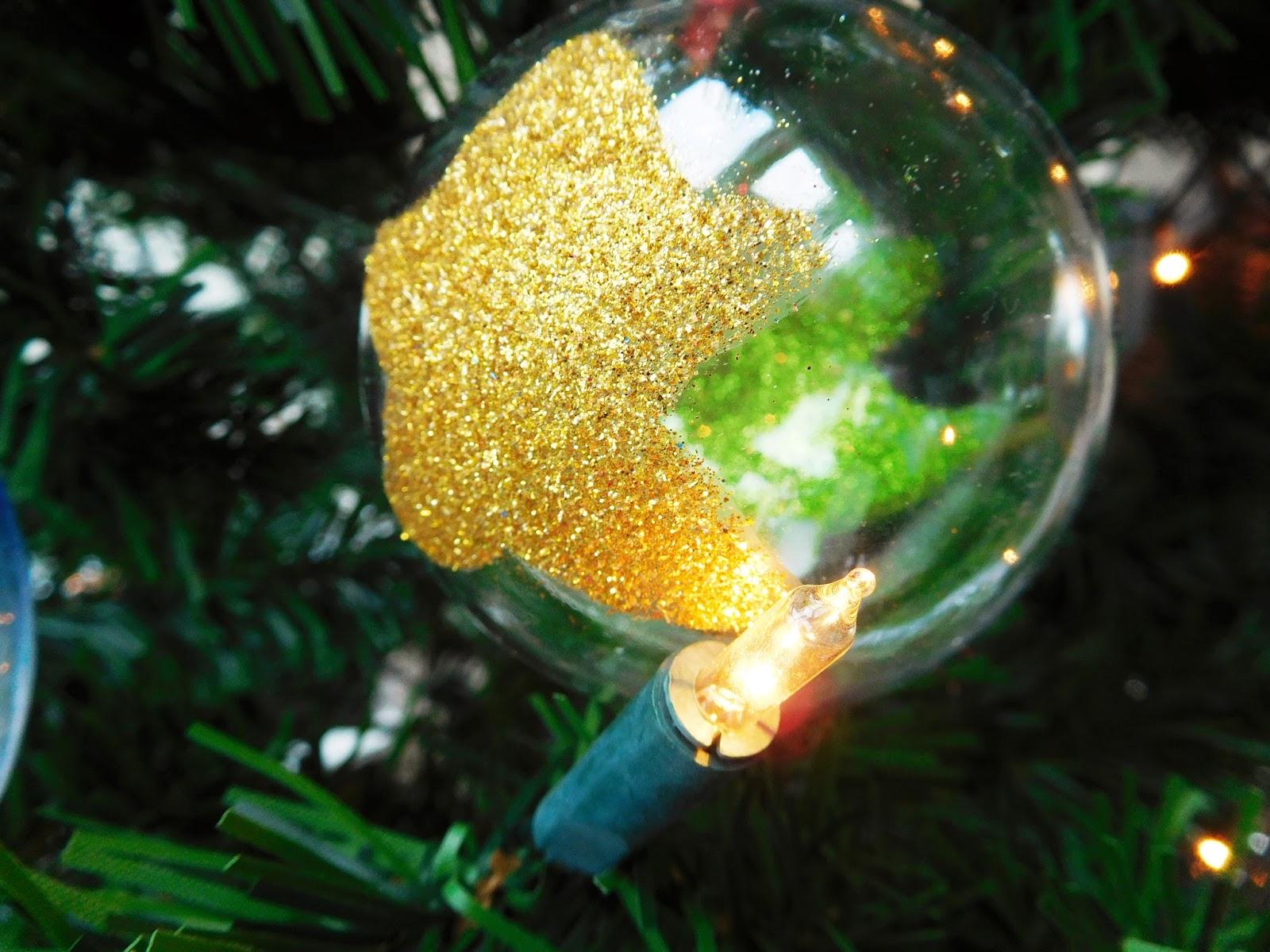 Vrolijke Kerstballen Diy The Diy Life Nederlandse Diy Blog