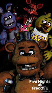 Photo 7- Top best Five nights at freddy's Background/Wallpaper 2019