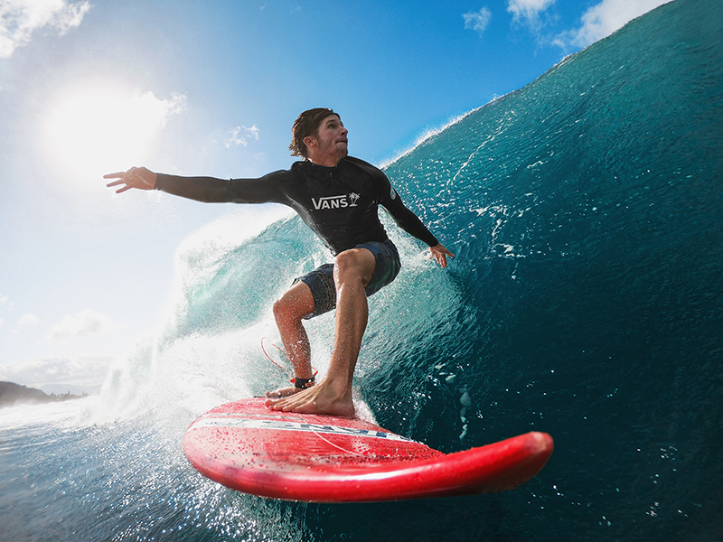 GoPro Surf Nathan Florence Welcome to the Team