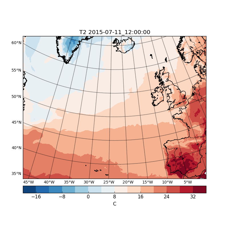 Conor Sweeney's UCD blog: Python for WRF